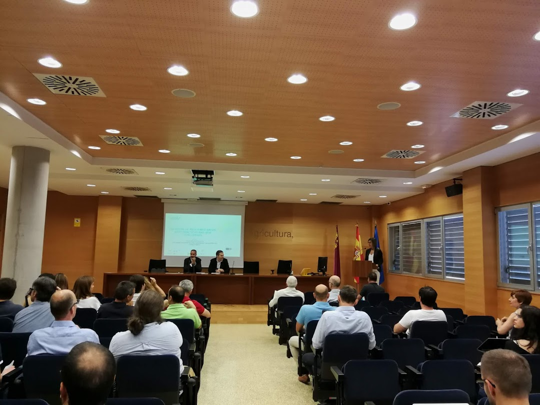 """New challenges for water reuse"": Alice expert and interdisciplinary training workshop in Murcia, Spain (18 June 2018)"